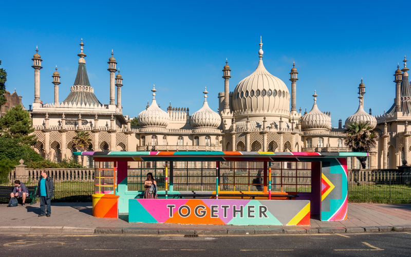 art-believe-brighton-pride-pavillion