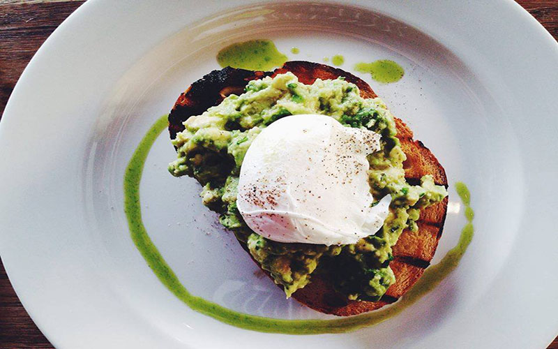 new+club+brighton+brunch+avocado+toast