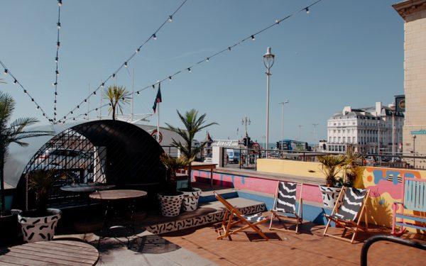 brighton & hove's best roof gardens & terraces