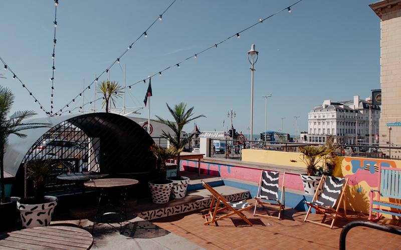 Brighton & Hove's best rooftop bars & terraces | Brighton ...