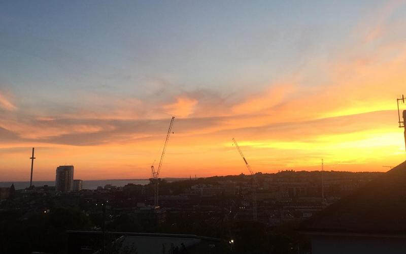 Setting-Sun-Brighton