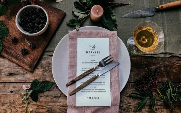 book now: fire & wild harvest feastival