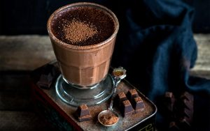 pick of the week: the chocolate cocktail club pops up