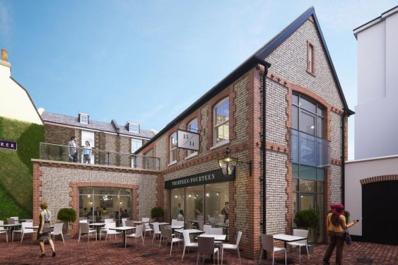 gingerman restaurant group's latest venture to open in april