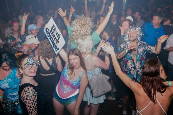 book now: english disco lovers