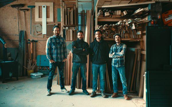 joe & vince | method furniture makers