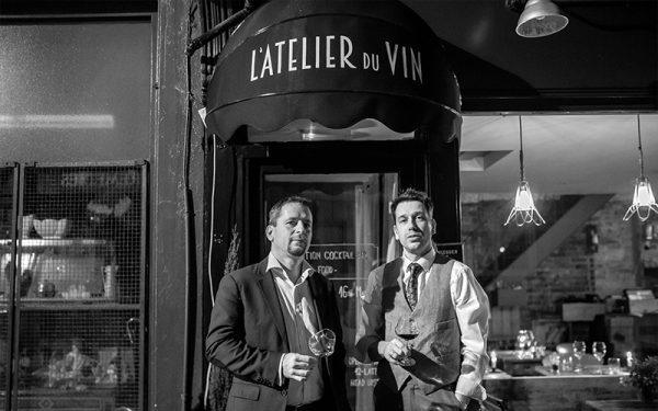 new l'atelier du vin bar opens in seven dials