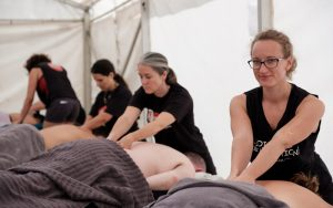 charity massage marathon returns to jubilee square
