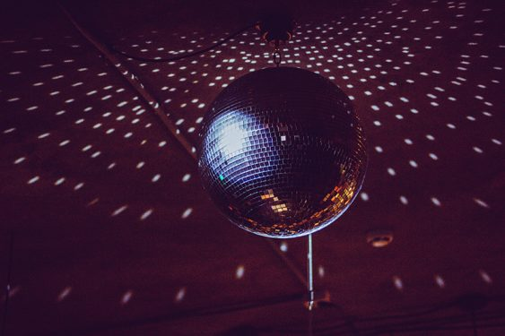 book now: moop disco fundraiser