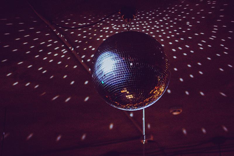 book now: moop disco fundraiser