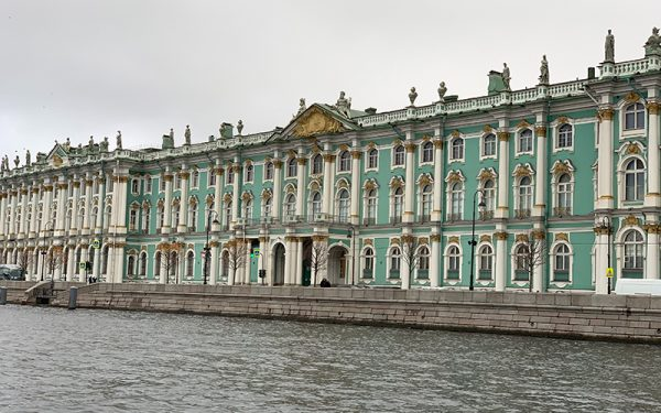 visit russia's hermitage museum from your sofa