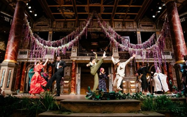 watch shakespeare at the globe for free