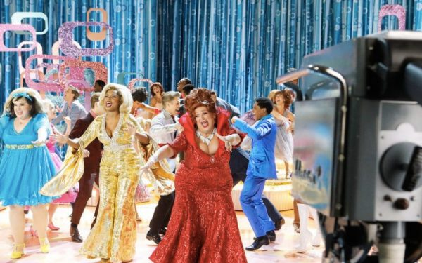 see the star-studded 'hairspray' stage show for free this weekend