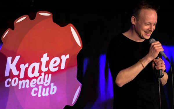 komedia to stream krater comedy show live every friday