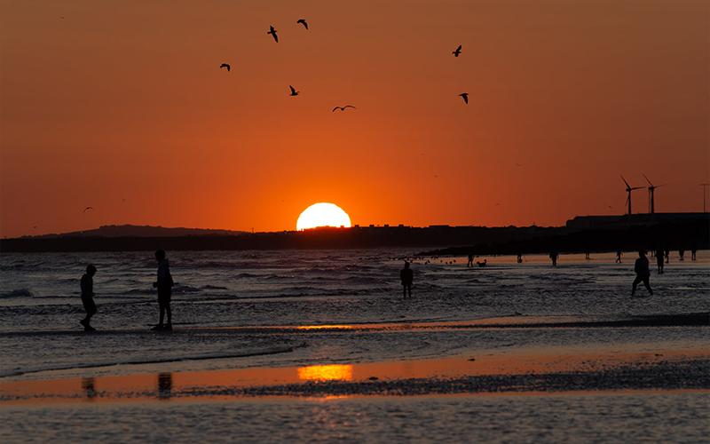 brighton-sunset