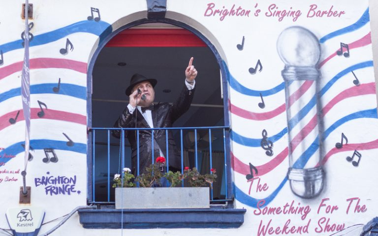 singing-barber-fringe-brighton