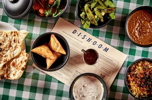 dishoom launch brighton delivery service