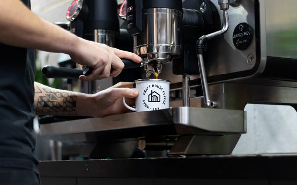 swag | win a year's supply of craft house coffee