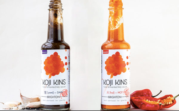 the tasty new sauce that harnesses the power of mould