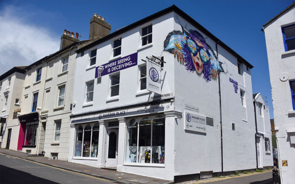 house of illusions paradox place opens in Brighton