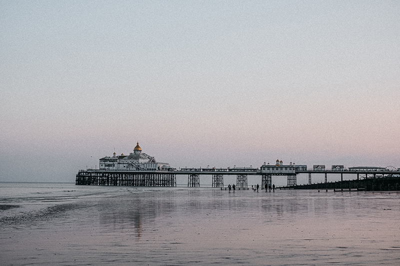 checking in | 24 hours in eastbourne